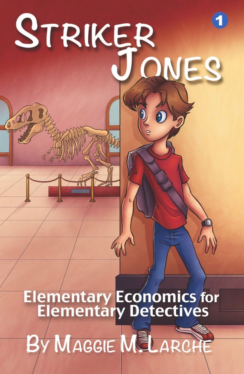 Striker Jones Economics Series for Kids
